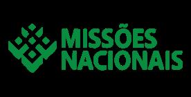 logo Missões Nacionais